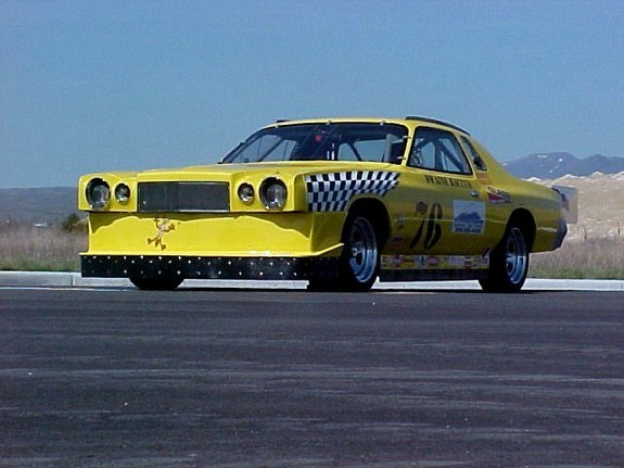 Another Team61RaceCars 1976 Chrysler Cordoba post... - 10927645