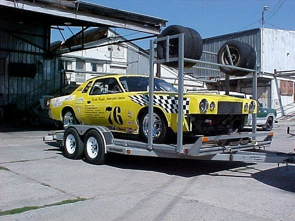 Another Team61RaceCars 1976 Chrysler Cordoba post... - 10927677