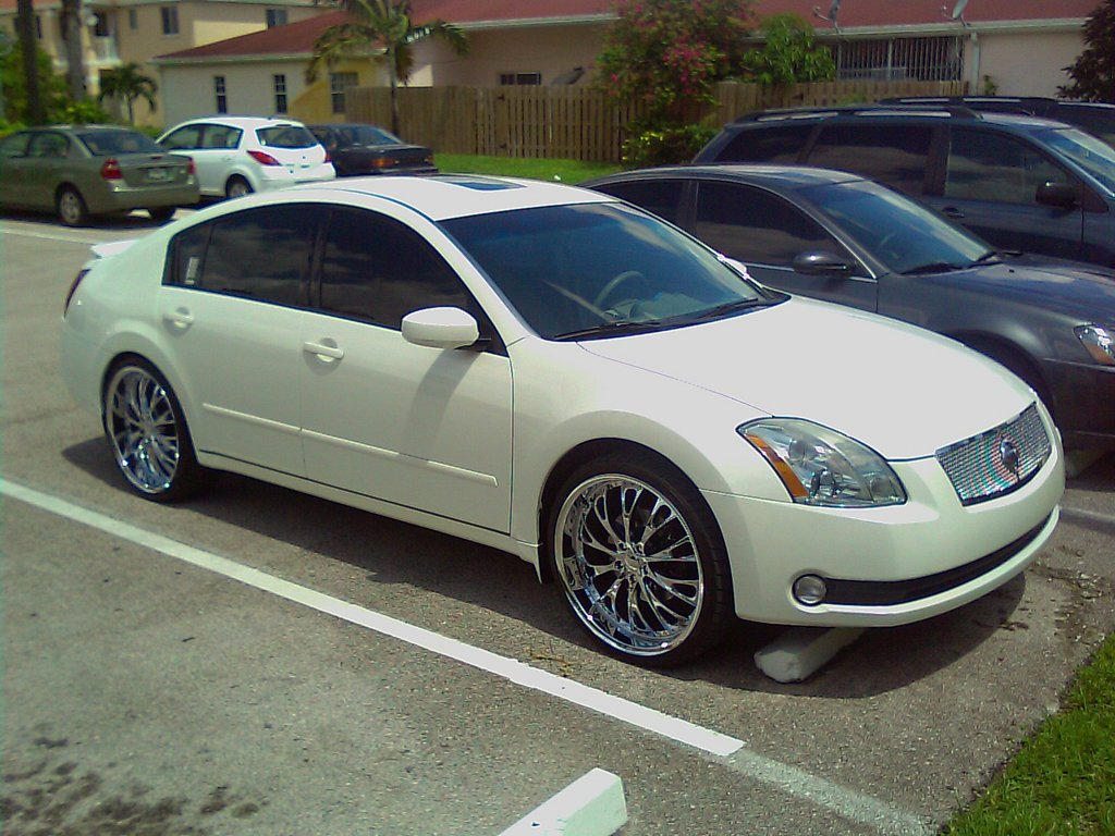 305maximus 2004 Nissan Maxima Specs Photos Modification