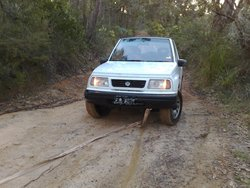 Mr_Industriess 1995 Suzuki Vitara