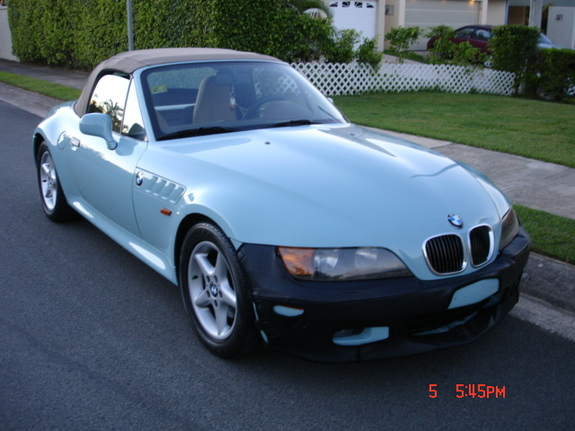 Tonka 1956 1997 Bmw Z3 Specs Photos Modification Info At