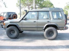 Catfish0021 1996 Land Rover Discovery