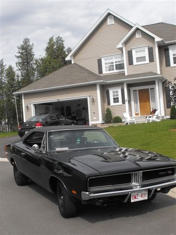 CanadianCharger 1969 Dodge Charger 10961442