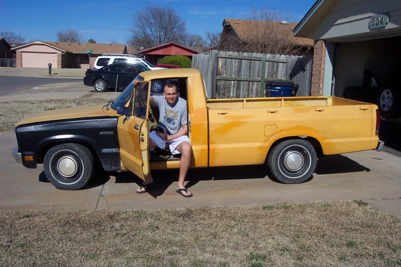 Nissan Of Lawton >> Boatstang 1979 Ford Courier Specs, Photos, Modification ...