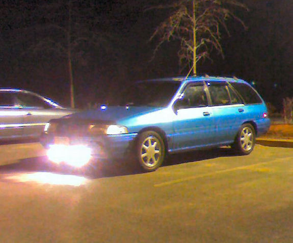 Another Krazyman07 1993 Ford Escort post... - 11130471