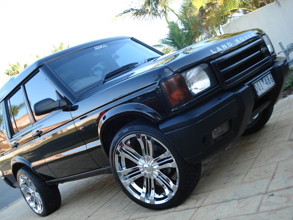 Land Rover Discovery Lease >> Stunt_Pimp 2000 Land Rover Discovery Specs, Photos ...