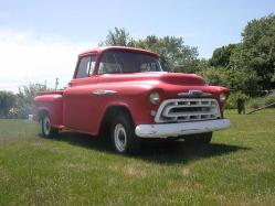 donnierodder 1957 Chevrolet 3100