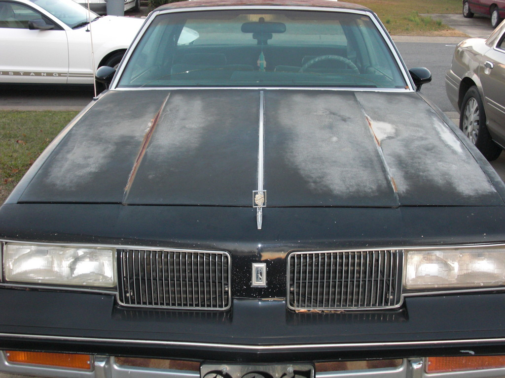 Another dre-day 1987 Oldsmobile Cutlass Supreme post... - 11572316