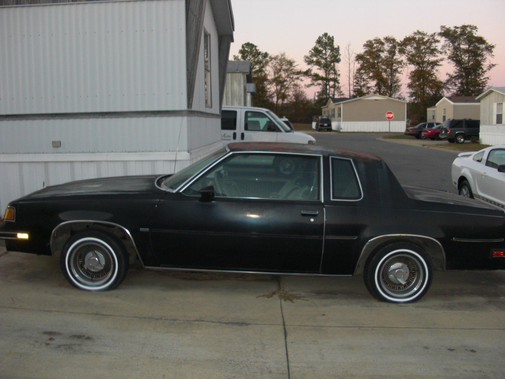 Another dre-day 1987 Oldsmobile Cutlass Supreme post... - 11572317