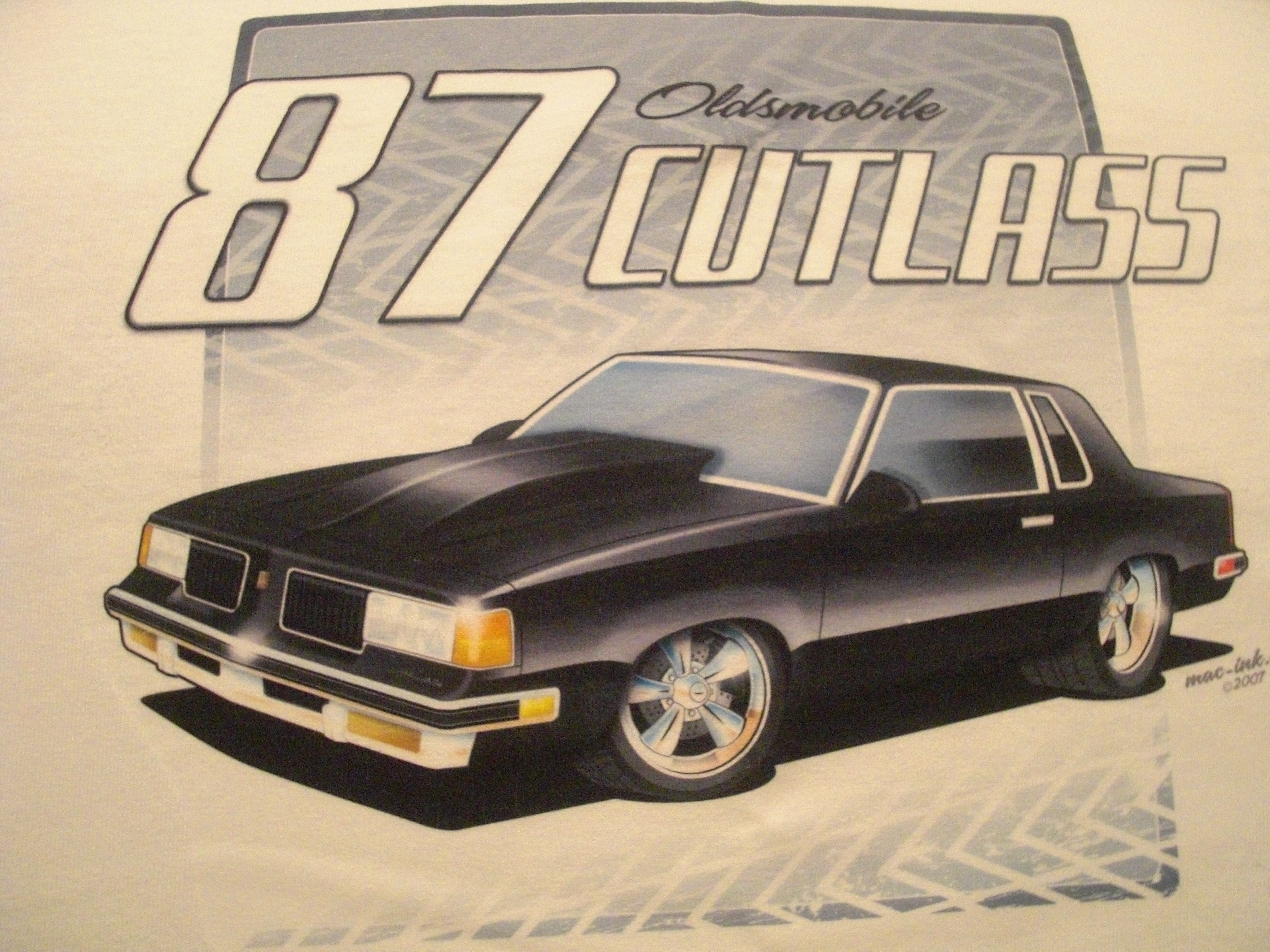 Another dre-day 1987 Oldsmobile Cutlass Supreme post... - 11572322