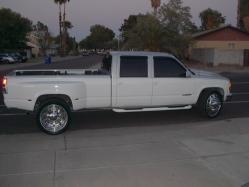 headhunter50cal 1996 Chevrolet 3500 Crew Cab