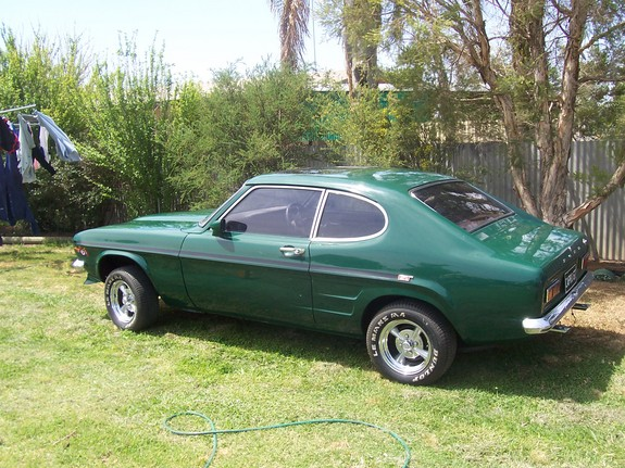 Another coolcapri70 1970 Ford Capri post... - 10939399
