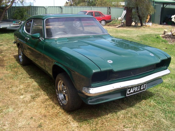 Another coolcapri70 1970 Ford Capri post... - 10939400