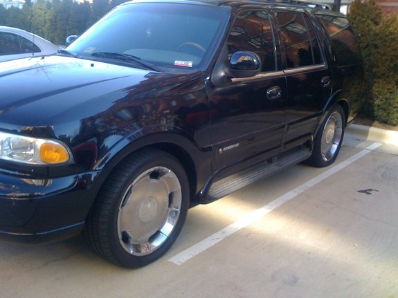 Another MIXEDRIGHT 2002 Lincoln Navigator post... - 10935164