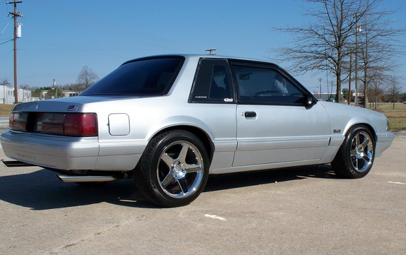 Fox Body Mustang Wheels