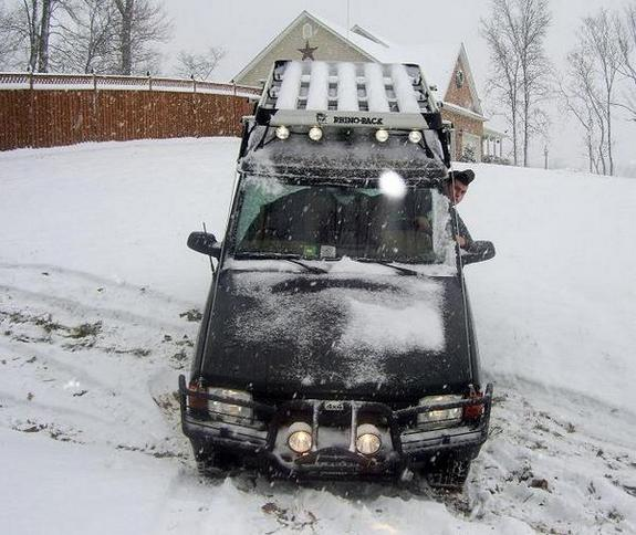 Military Land Rover Discovery 1995: MIROVER 1995 Land Rover Discovery Specs, Photos