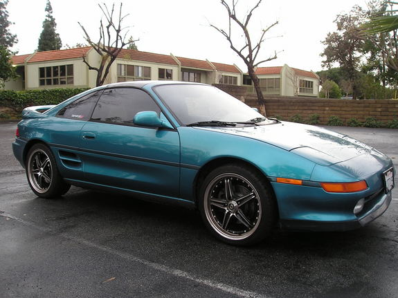 Another MadBamboo 1993 Toyota MR2 post... - 10943691