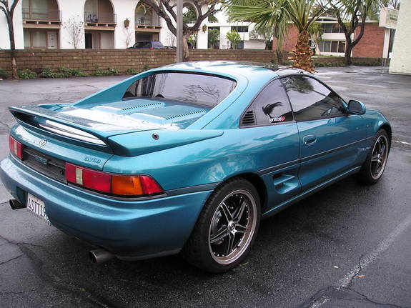 MadBamboo 1993 Toyota MR2