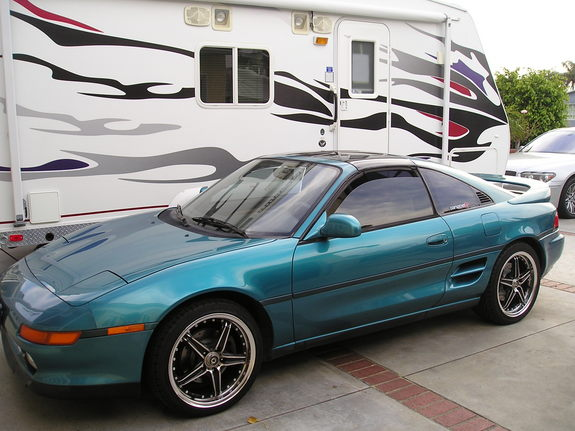 Another MadBamboo 1993 Toyota MR2 post... - 10943703