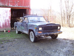 seanschero 1982 Jeep J-Series