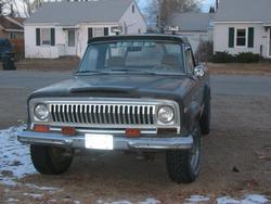 seanschero 1977 Jeep J-Series