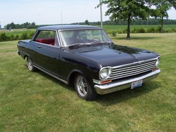 4agepowers 1963 Chevrolet Nova