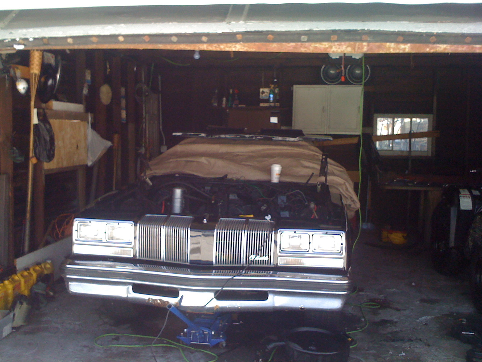 Another chicagolatnking 1977 Oldsmobile Cutlass Supreme post... - 11027049