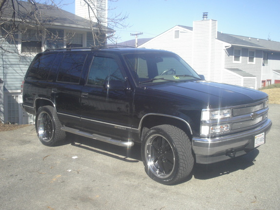 Another bailagent 1995 Chevrolet Tahoe post... - 10942739