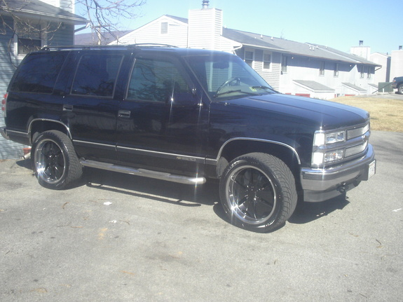 Another bailagent 1995 Chevrolet Tahoe post... - 10942740