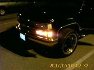 Another bailagent 1995 Chevrolet Tahoe post... - 10942741