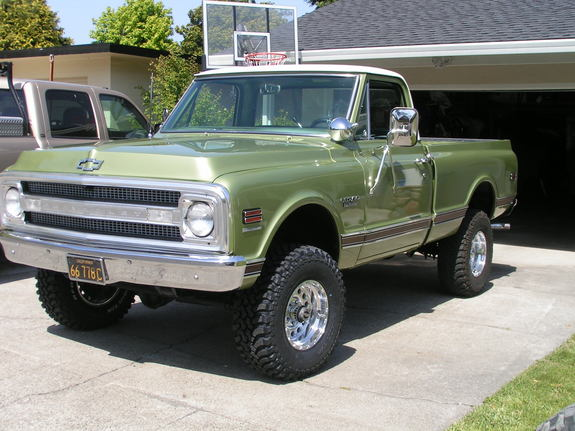Another fyrhosr 1970 Chevrolet C/K Pick-Up post... - 10938679