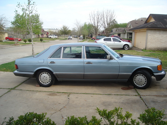 Datboifrom713 1989 Mercedes Benz 560sel Specs Photos