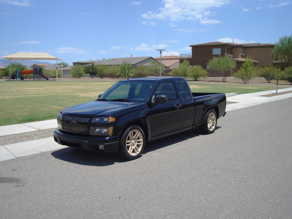 palirojo 2007 chevrolet colorado regular cab specs photos modification info at cardomain. Black Bedroom Furniture Sets. Home Design Ideas