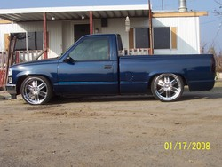 94BlueGmc 1994 GMC Sierra 1500 Regular Cab
