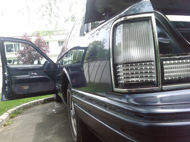 Mikesterli 1994 Lincoln Town Car Specs Photos Modification Info At