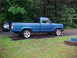 AZX2ENVYs 1984 Ford Ranger Regular Cab