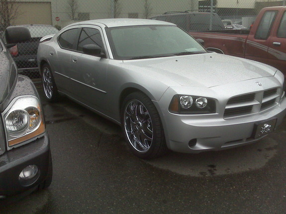 Another Fly_Cowboy 2007 Dodge Charger post... - 10942407