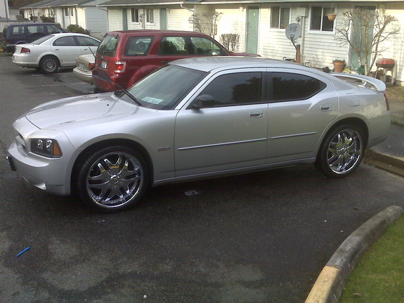 Another Fly_Cowboy 2007 Dodge Charger post... - 10942408