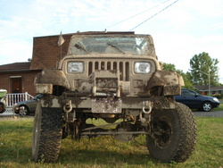Cher89s 1995 Jeep YJ