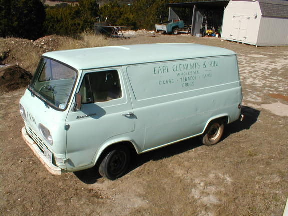 Another Poochie64Econo 1961 Ford Econoline E150 Passenger post... - 10942458