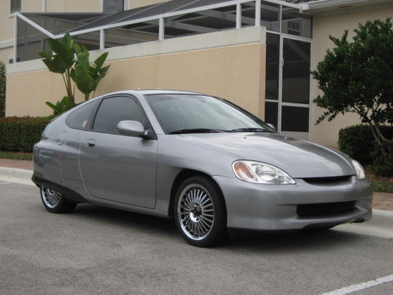 Another econtrone 2000 Honda Insight post... - 10992320