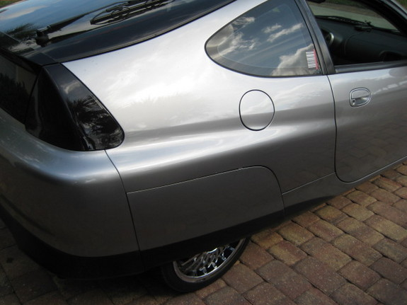 Another econtrone 2000 Honda Insight post... - 10992322