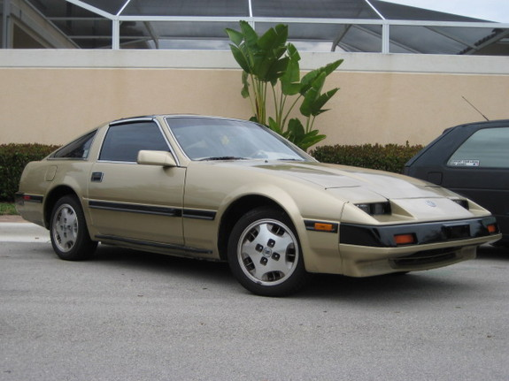 econtrone 1985 Nissan 300ZX