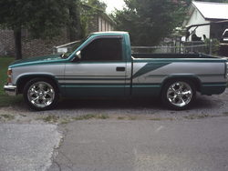 ford_crusher 1993 Chevrolet C/K Pick-Up