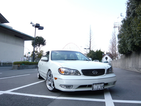 Another KaZ_135 2001 Nissan Cefiro post... - 10943531
