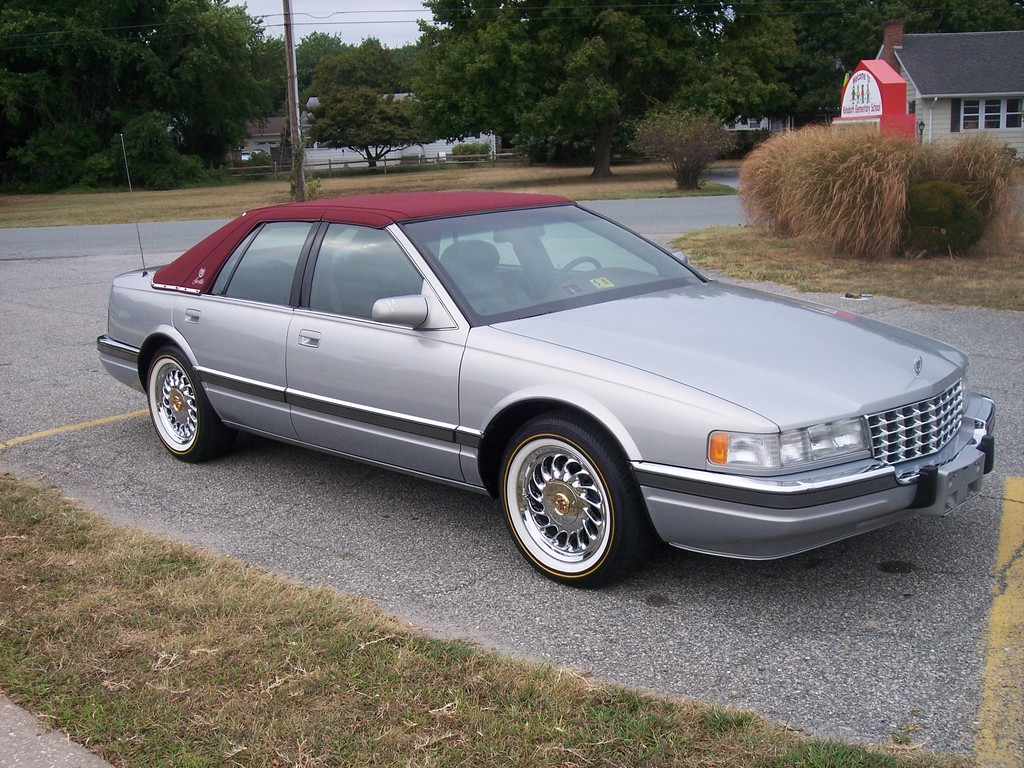 ClarkGriswold 1997 Cadillac Seville