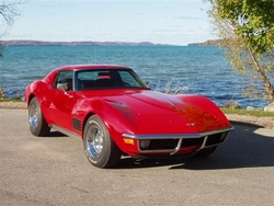 my7t1s 1971 Chevrolet Corvette