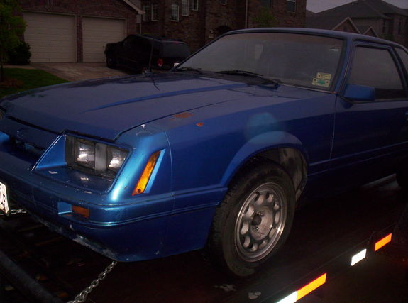 Another 93WHITELXCOUPE 1986 Ford Mustang post... - 10944428