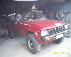 RED65SHOP 1982 Toyota HiLux