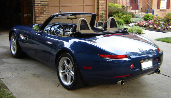 Raddy21 2001 Bmw Z8 Specs Photos Modification Info At